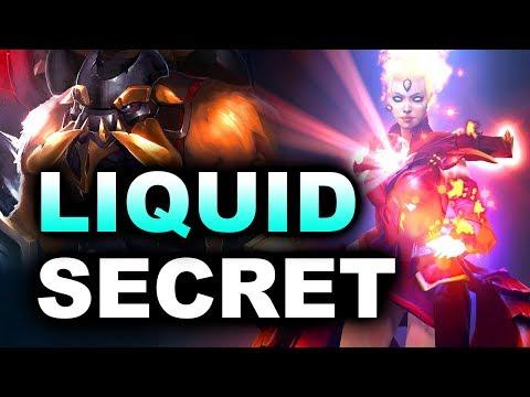 LIQUID vs SECRET - WHAT A MATCH - ESL KATOWICE MAJOR DOTA 2