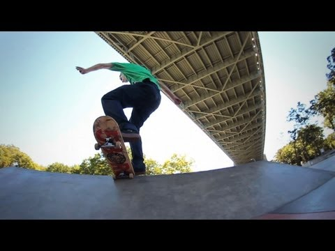 """Rather Unique"" Astoria Skatepark Montage"