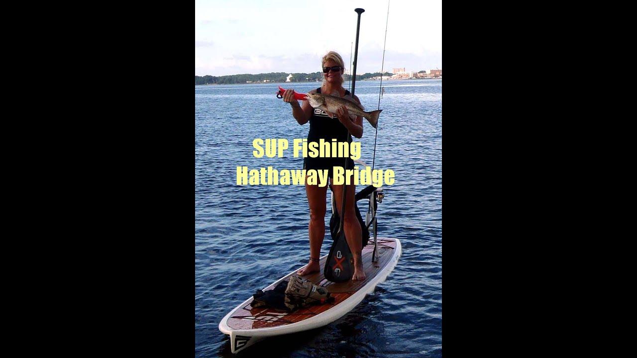 Bote Boards Hathaway Bridge Fishing Youtube