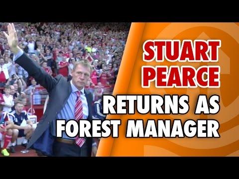 Stuart Pearce Returns As Nottingham Forest Manager