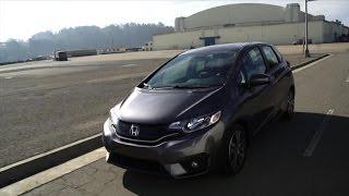Car Tech - 2015 Honda Fit EX-L
