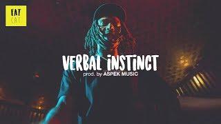 (free) Old School boom bap type beat x hip hop instrumental | 'Verbal Instinct' prod. by ASPEK MUSIC