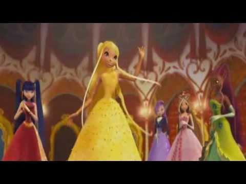 Tecna, Stella & Flora - ☆ Don´t wanna be a Cinderella ☆