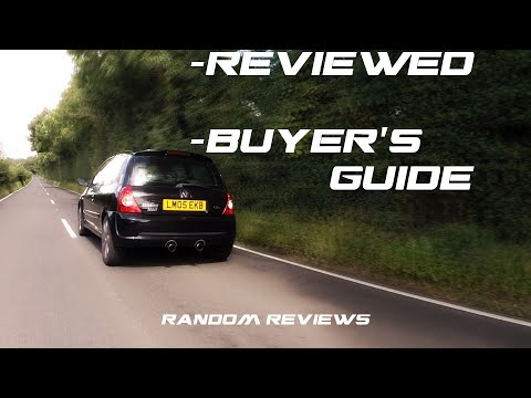 Renault Sport Clio 182 Review - Budget Drivers Car - Buyer's Guide