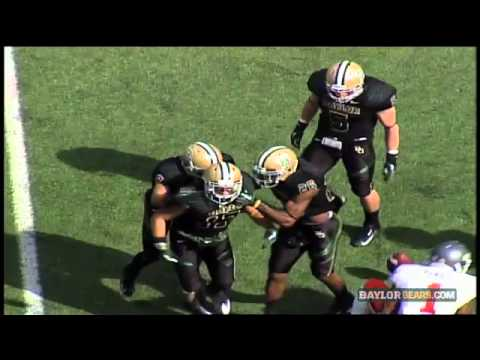 Baylor Football: Highlights vs. Oklahoma State