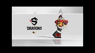 Shanghai Dragons mit 40 Niederlagen in der Overwatch League