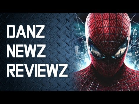 Danz Newz Reviewz - The Amazing Spider-Man (2012)