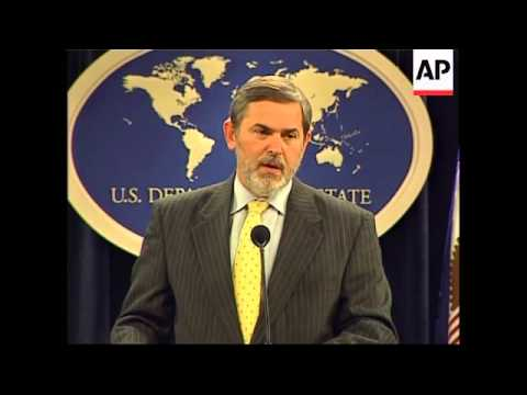 """US reax to """"land mine"""" comments on Taiwan"""