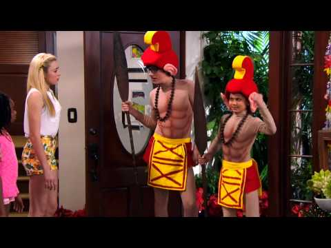 Jessie's Aloha-holidays with Parker and Joey - November 28th - Disney Channel Official