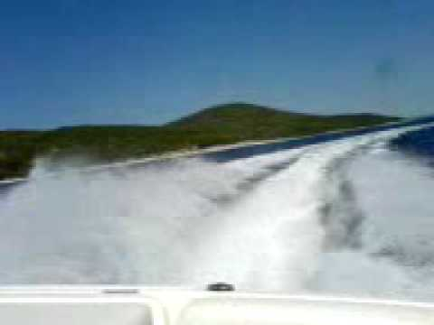 Bayliner 205 - 260HP mercruiser