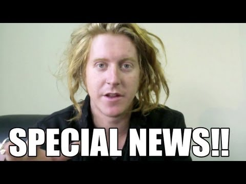 Exciting Announcement We The Kings update!