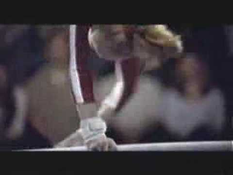 Gymnastics Commercial - Adidas - Impossible is Nothing - Nadia Comaneci and Nastia Liukin Video
