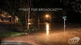 9-17-18 Greensboro, NC - Flash Flooding