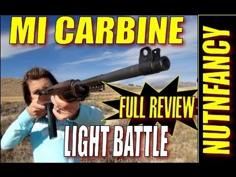 M1 Carbine: Wife's Favorite Battle Rifle [Full Review]