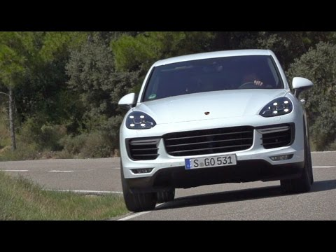 Porsche Cayenne Turbo review: a sports car trapped in an SUV body?
