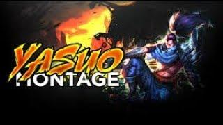 Yasuo Montage - Best Yasuo Plays | League Of Legends #1 (ft.Yassuo , ft Arkadata. ft QwixXx)