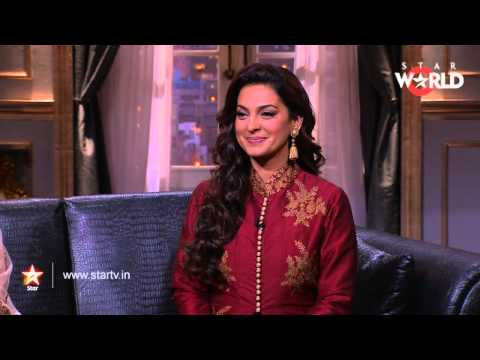 Juhi Chawla Finally On Koffee With Karan