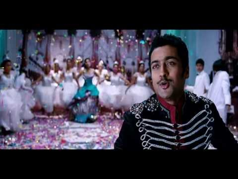 Harris Jayaraj Great Copycat Aadhavan 2009 - Vaarayo Vaarayo Song Copy video