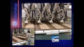 CMS North America - Wood Furniture Production Overview