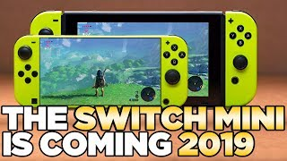 "The Switch Mini & ""New"" Online Service Coming in 2019 [Rumor]"