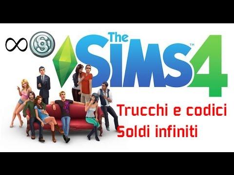 Trucchi The Sims 4 PC Soldi Infiniti