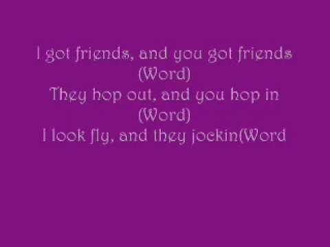 Run It - Chris Brown Ft. Juelz - With Lyrics