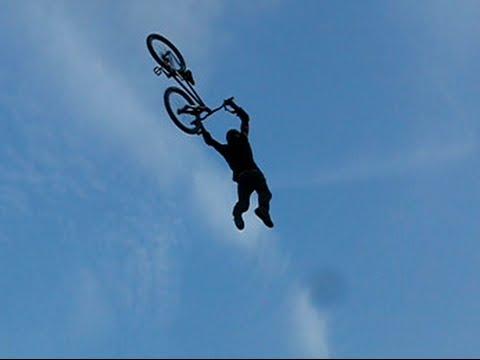 Best Trick Contest Winner 2014 District Ride