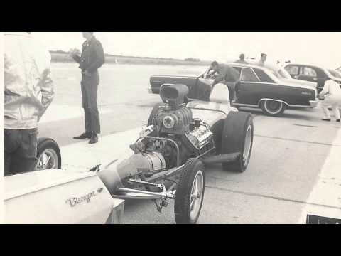 Drag Races in Harlingen, TX 1960-1962