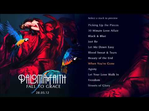 Paloma Faith - Fall to Grace (FULL ALBUM)