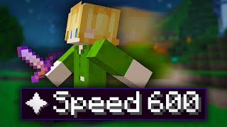 How I Broke Skyblock's Speed Limit! (Hypixel)