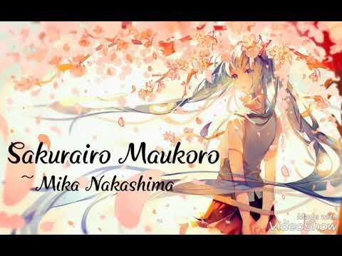 Sakurairo Maukoro (桜色舞うころ) English Lyrics ~ Mika Nakashima