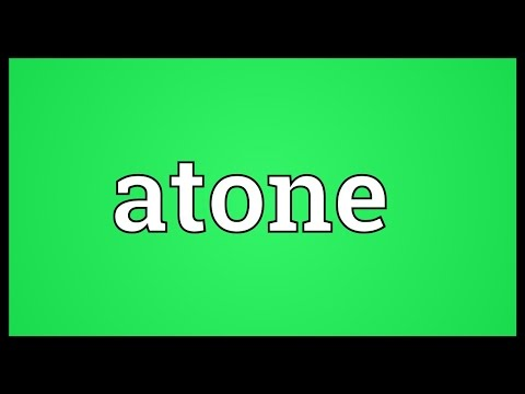 Header of atone