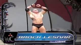 Wwe fight brock lesnar vs undertaker vs big show