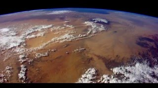 Ultra High Definition (4K) Crew Earth Observations
