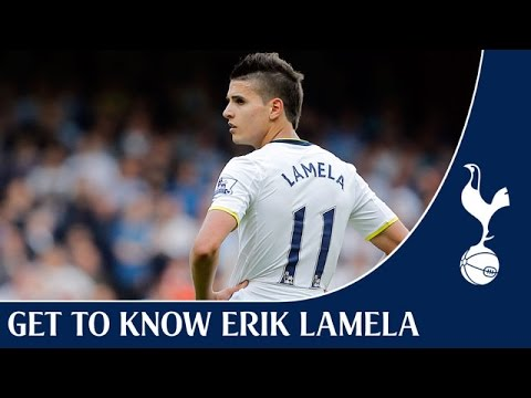 Everything you want to know about... Erik Lamela!