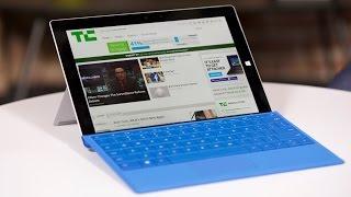 Surface 3 Hands On-Tech Crunch