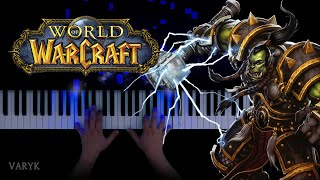 World of Warcraft - A Call To Arms (Piano Version)