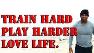 Paintball is My LIFE, Train Hard, Play Harder.