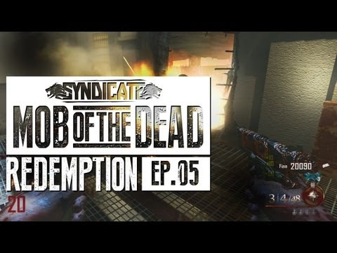 "'Mob Of The Dead' ""EXPLOSIVES ARE BAD"" Live w/Syndicate (Part 5)"