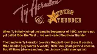 Ty Herndon - Dont Tell Mama I Was Drinking - (Uploaded by Jim Lindsey)