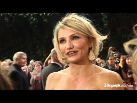 Cameron Diaz joins Cheryl Cole on the red carpet for What To Expect When You re Expecting premiere