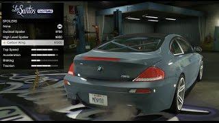 GTA 5 BMW M6 - Real Car Mod, LS Customs
