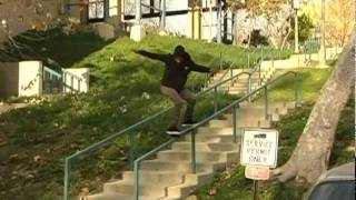 SKATEBOARDING - BOO JOHNSON - RAW FOOTAGE