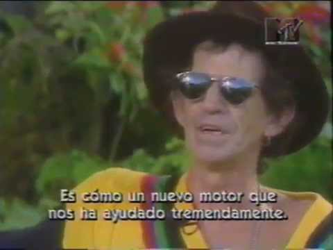 Keith Richards - Entrevista (subtitulada)