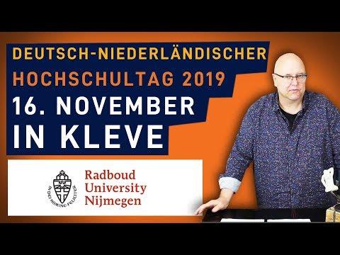 Welchen Studiengang 16 November 2019 Eurestagung Radboud University Nijmegen