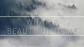 Download Lagu What A Beautiful Name Instrumental with Lyrcis Gratis STAFABAND