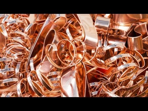 Copper goes with the grain