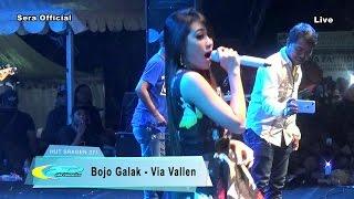 Bojo Galak - Via Vallen - OM Sera Live HUT Sragen Ke 271 Mei 2017 Pandu