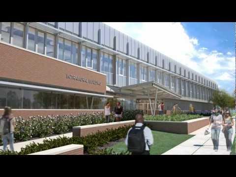 PSU Intramural Building Construction