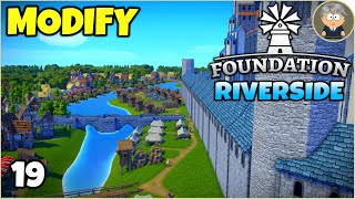 Stop Whining, Start Building - Foundation Early Access: Riverside #19